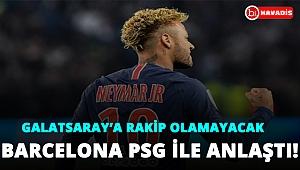BBC duyurdu: Barça Neymar için PSG ile anlaştı!..