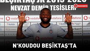 Beşiktaş, Georges-Kevin N'Koudou transferini açıkladı!