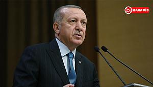 Cumhurbaşkanı Recep Tayyip Erdoğan'dan partililere bayram mesajı
