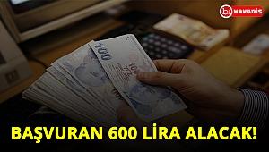 Doğum yardımı için başvuran 600 lira alacak!..