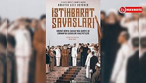 Dr. Polat Safi'den İstihbarat Savaşları Türkçe'ye kazandırıldı