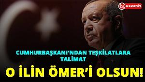 Erdoğan'dan parti yöneticilerine talimat: