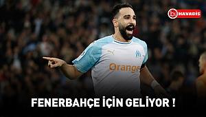 Fenerbahçe, Adil Rami'yi İstanbul'a getiriyor