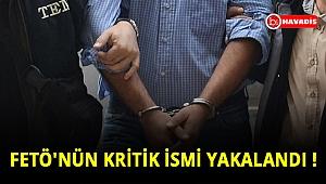 FETÖ'nün kritik ismi emniyet ve MİT'in ortak operasyonu ile yakalandı