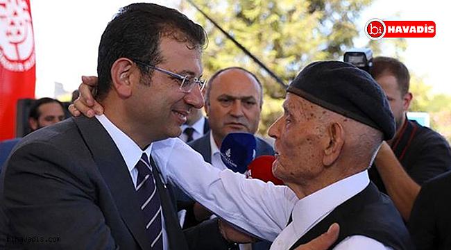 İmamoğlu'ndan Erdoğan sözleri: Ben de en az o kadar semboliğim