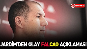 Leonardo Jardim'den Olay Falcao Açıklaması..! Fransızlar bırakmıyor..!