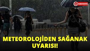 Meteorolojiden kuvvetli sağanak uyarısı geldi!..