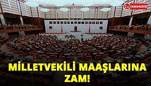 Milletvekili maaşlarına 941 TL zam!..