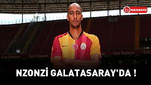 Nzonzi Galatasaray'da !