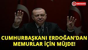 Son Dakika! Cumhurbaşkanı Erdoğan'dan memurlar için maaş müjdesi!...