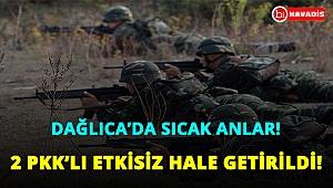 Son Dakika! Hakkari'de sıcak anlar. 2 PKK'lı etkisiz hale getirildi!..