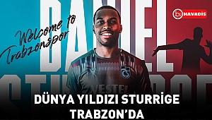 Trabzonspor, Daniel Sturrige ile 3 yıllık sözleşme imzaladı