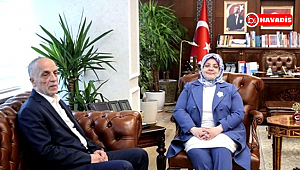 Türk-İş Başkanı Atalay ile Çalışma Bakanı Selçuk görüşmesi başladı