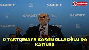 Türkiye'de bulunan Suriyelilerle ilgili tartışmaya Karamollaoğlu da katıldı!