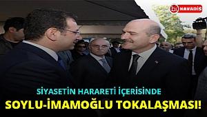Adnan Menderes'i anma töreninde Soylu-İmamoğlu tokalaşması!..