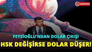 Barolar Birliği Başkanı Feyzioğlu'ndan dolar çıkışı: HSK değişsin dolar 2 lira düşer!..