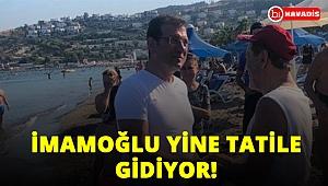 Ekrem İmamoğlu yeniden tatile gidiyor!..