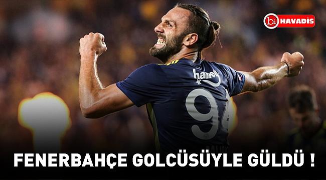 Fenerbahçe Vedat Muriqi ile güldü