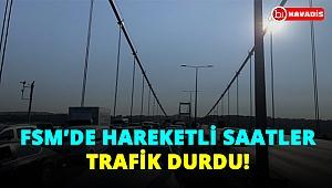 FSM'de polis operasyon düzenledi, Edirne istikametinde trafik durdu!..