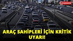 Gelir İdaresi Başkanlığı araç sahiplerini uyardı. Sahte trafik cezalarına dikkat!..