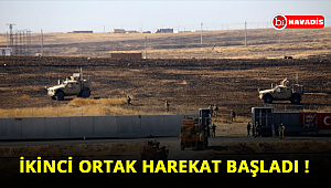 İkinci ortak harekat başladı: Türk ve ABD zırhlıları Fırat'ın doğusuna geçiyor