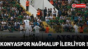 Konyaspor namağlup unvanını korudu