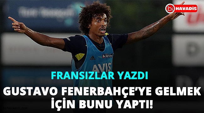 Luiz Gustavo'dan Fenerbahçe için büyük fedakarlık! 1 Milyon Euro'yu kendi cebinden ödedi!..