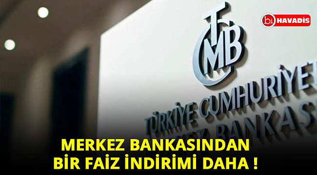 Merkez Bankası, TL zorunlu karşılık faizlerini indirdi