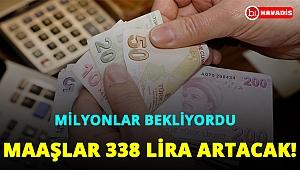 Milyonlarca memura müjde: Aile yardımı 338,62 lira yükselecek!..