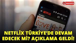 Netflix'ten açıklama: Yatırımlarımıza devam ediyoruz!..