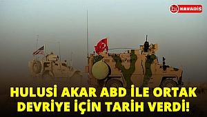 Son Dakika: Milli Savunma Bakanı Akar, ABD ile ortak kara devriyesi için tarih verdi!..