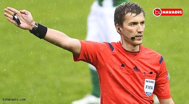 UEFA Avrupa Ligi'nde Türk takımlarının maçlarında görev yapacak hakemler belli oldu