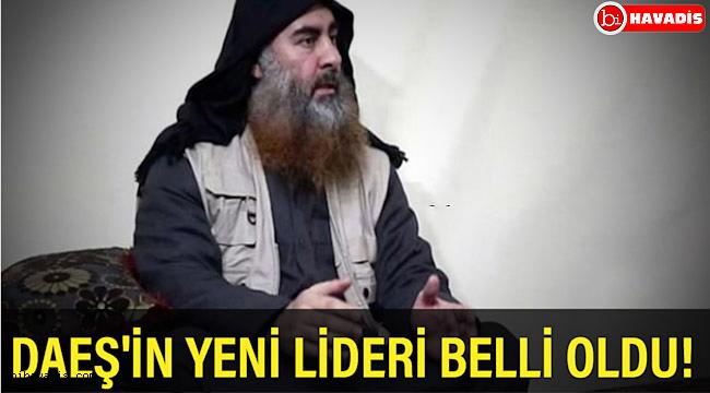 Bağdadi'nin ölümü sonrası DEAŞ'ın yeni lideri belli oldu!..