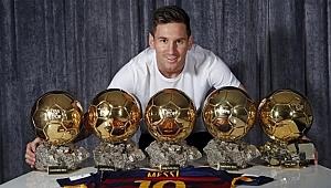Ballon d'Or'un Lideri Messi
