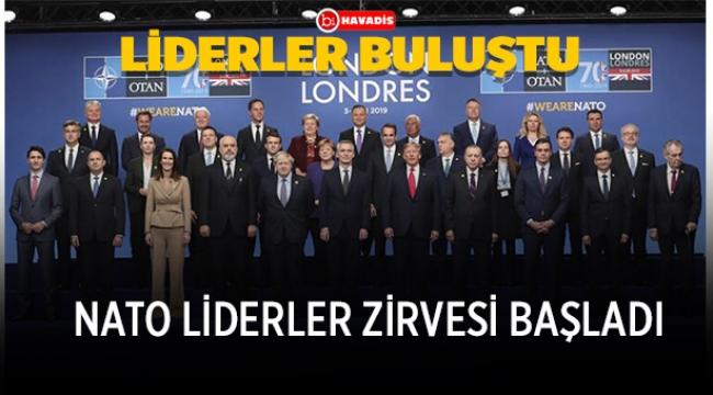 Beklenen Nato Liderler Zirvesi Başladı