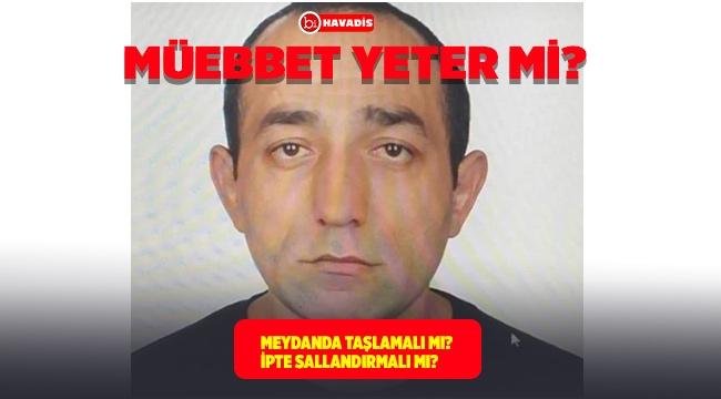 Ceren Özdemir'in Katili Suç Makinesi Çıktı.