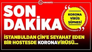 Türkiye de Korona virüsü şüphesi