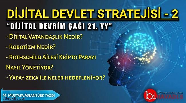 Dijital Devlet Stratejisi - 2