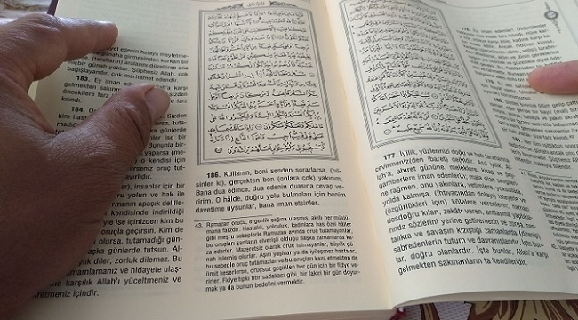 GEL ONAR BİZİ EY ŞEHR-İ RAMAZAN