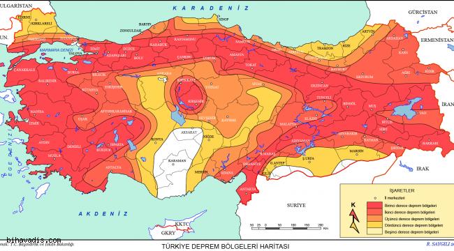 Bingöl'de peş peşe korkutan depremler yaşanıyor