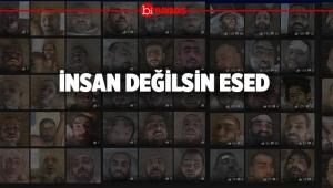 Esed'in Hapishanelerinden Sızan Görüntüler Yürekleri Sızlattı