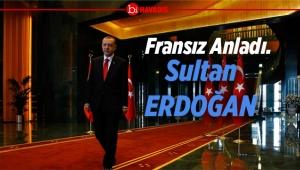 Fransız Anladı Libya'nın Sultanı Erdoğan