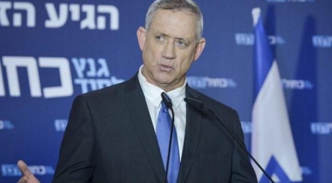 Gantz İsrail Ordusuna Batı Şeria İçin Hazır Olun Talimatı Verdi