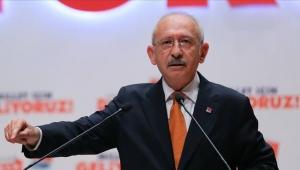 Kemal Kılıçdaroğlu seçim barajı yüzde bir olsun