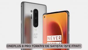 OnePlus 8 Pro Türkiye'de satışta! İşte fiyatı