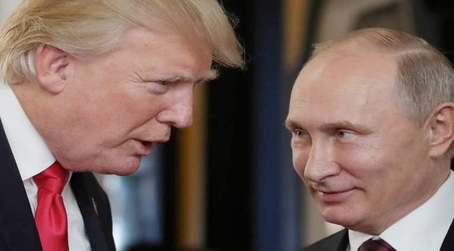Putin Trumpı Aradı