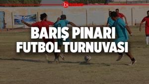 Suriye'de Barış Pınarı Futbol Turnuvası