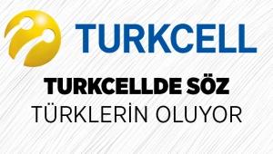TURKCELL TAMAMEN TÜRK OLUYOR