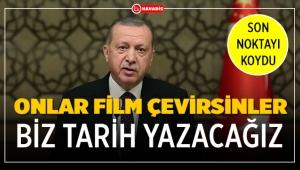Erdoğan'dan Cevap Gecikmedi