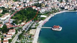CHP'li başkanın itirazına rağmen Albatros Parkı yeşil alan olarak kaldı